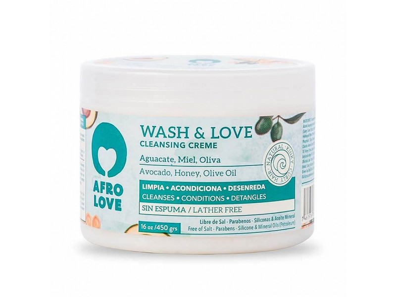 CREMA COWASH WASH & LOVE